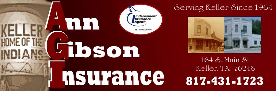 Ann Gibson Insurance Keller Texas